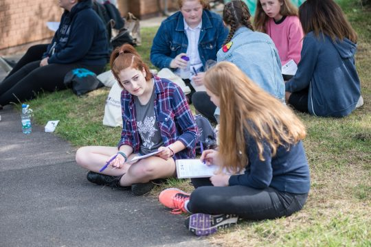 Girls into STEM Residential Outreach Event
