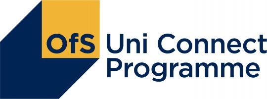 OfS Uni Connect programme logo